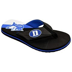 Men's College Edition Duke Blue Devils Flip-Flops