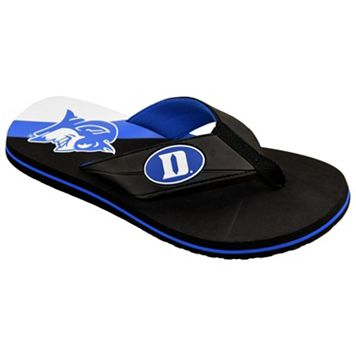 Men's College Edition Duke Blue Devils Flip-Flops