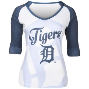 Women's Detroit Tigers Watermark Tee