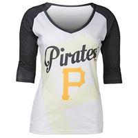 Women's Pittsburgh Pirates Watermark Tee