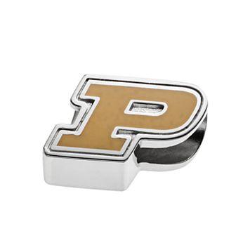 LogoArtSterling Silver Purdue Boilermakers Bead