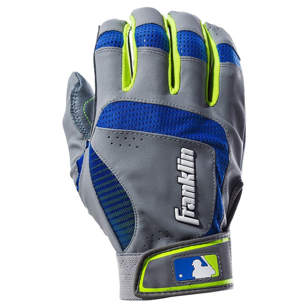 Adult Franklin Sports Shok-Sorb Neo Batting Gloves