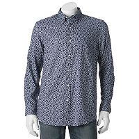 Men's Chaps Classic-Fit Button-Down Shirt