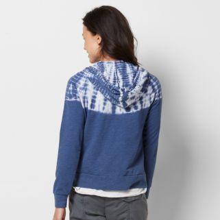 Petite SONOMA Goods for Life™ Tie-Dye Hoodie