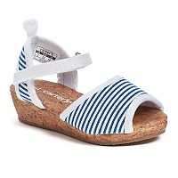 Carter's Madison 2 Toddler Girls' Wedge Sandals