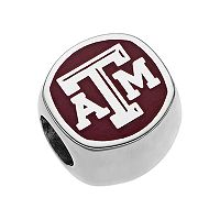 LogoArt Sterling Silver Texas A&M Aggies Bead