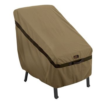 Hickory High-Back Patio Chair Cover
