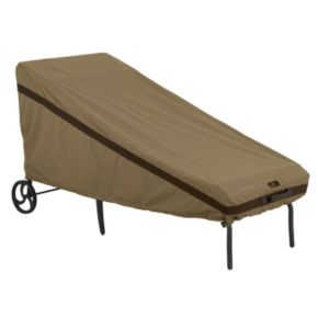 Hickory Patio Chaise Lounge Chair Cover