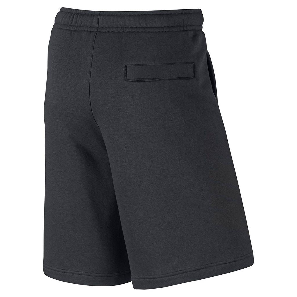 Men's Nike Fleece GX Shorts