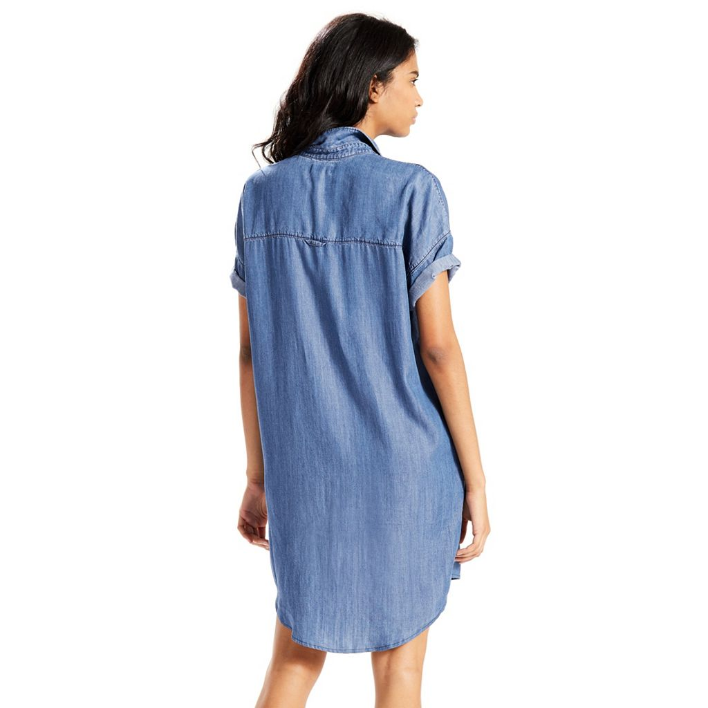 Women's Levi's Holly Jean Shirtdress