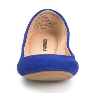 SONOMA Goods for Life™ Women's Scrunch Ballet Flats