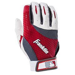 Youth Franklin Sports 2nd-Skinz Batting Gloves