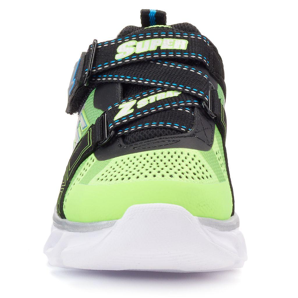 Skechers S Lights Hypno-Flash Boys' Light-Up Shoes