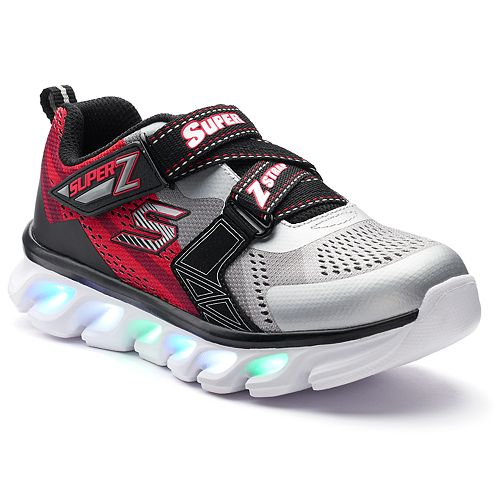 8fb6d83cc0a8 Skechers S Lights Hypno-Flash Boys  Light-Up Shoes
