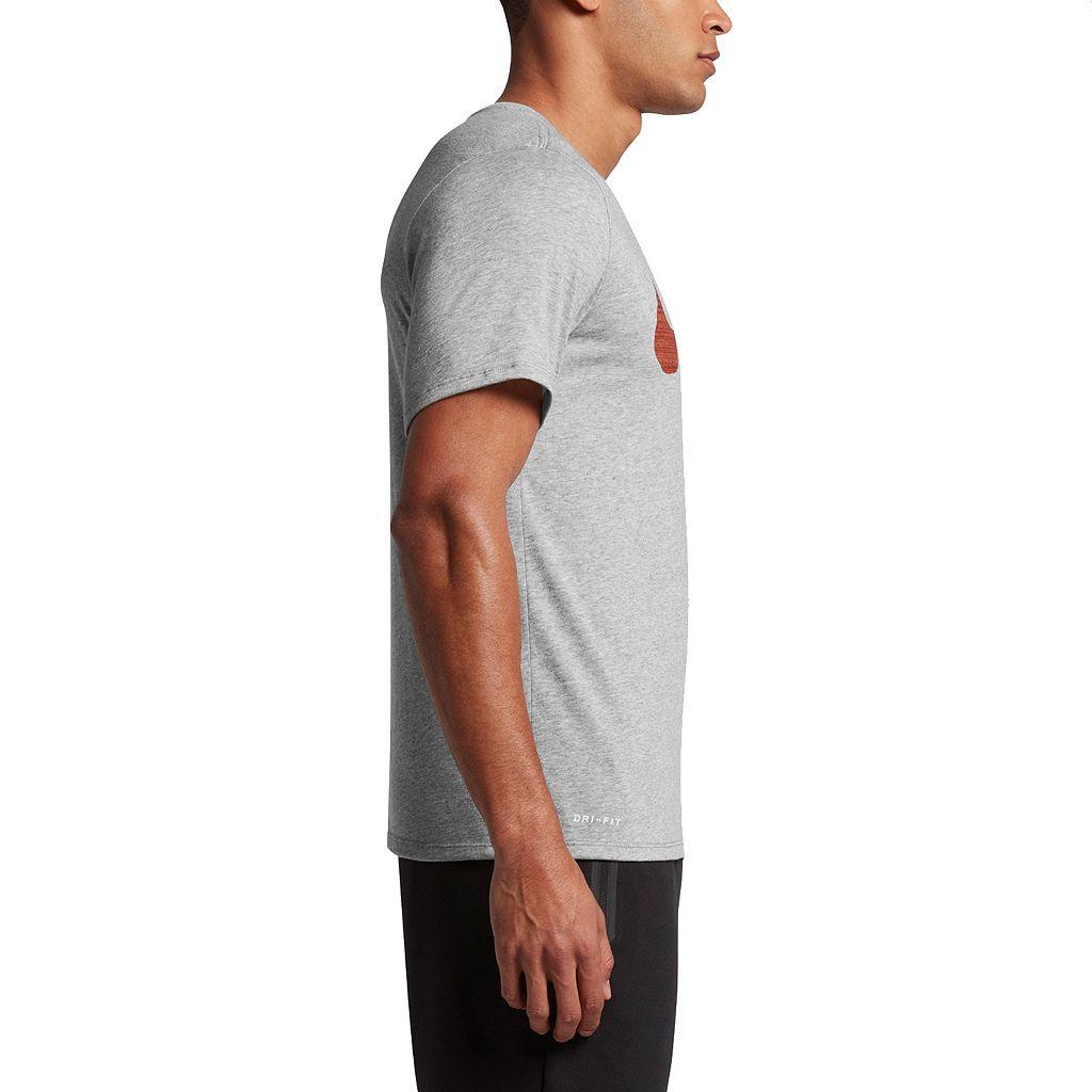Men's Nike Dry Swoosh Tee