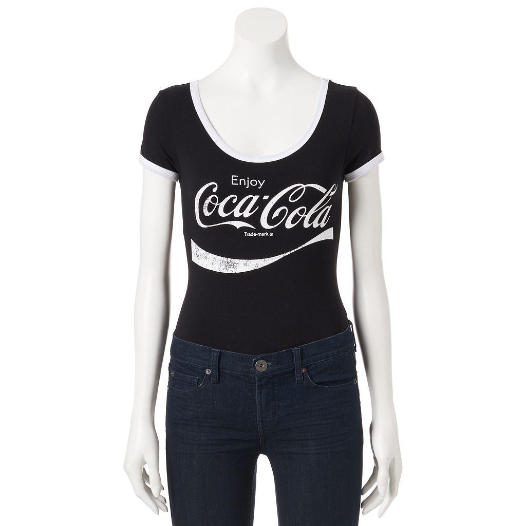 Juniors' Coca-Cola