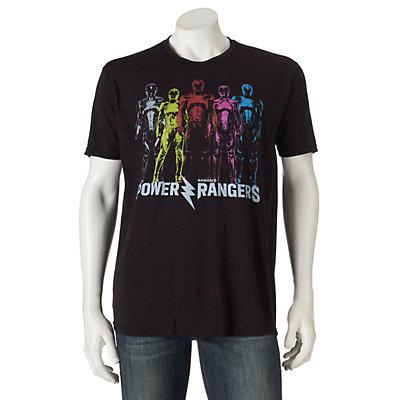 Men's Power Rangers Tee