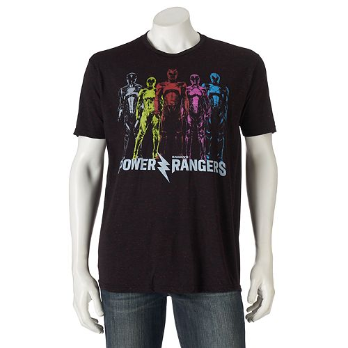 Men's Power Rangers Tee