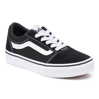 vans slip on boys shoes