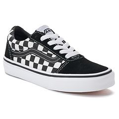 db3ecea6ca69c6 Vans Ward Low Boys  Skate Shoes