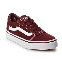 0ed8318236 Vans Ward Low Boys  Skate Shoes