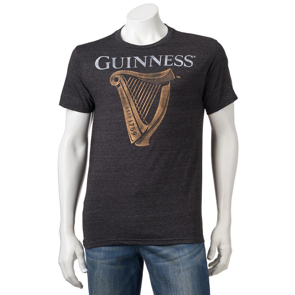 Men's Guinness Logo Tee