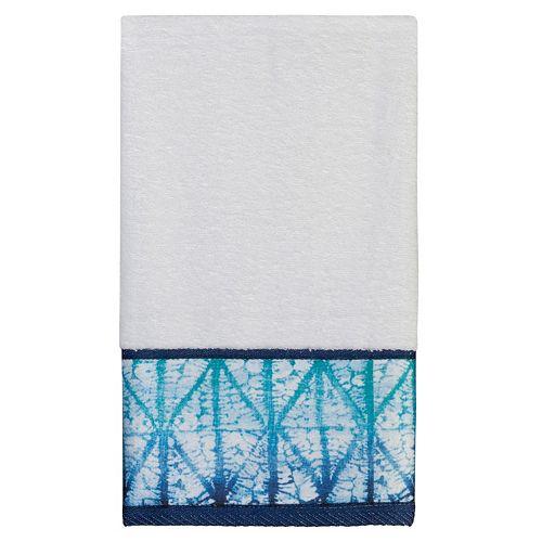 Creative Bath Shibori Hand Towel