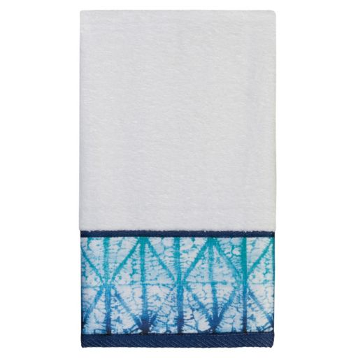 Creative Bath Shibori Hand Towel