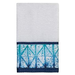 Creative Bath Shibori Fingertip Towel