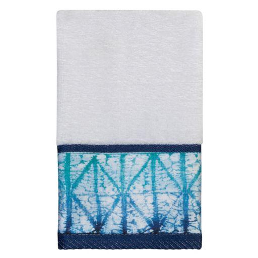 Creative Bath Shibori Fingertip Towel
