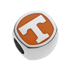 LogoArt Sterling Silver Tennessee Volunteers Bead
