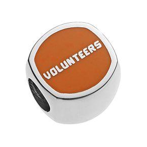 LogoArtSterling Silver Tennessee Volunteers Bead
