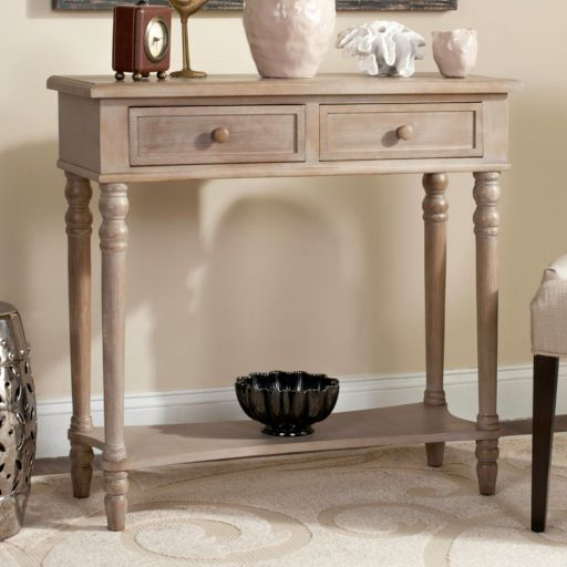 Safavieh Weathered Console Table
