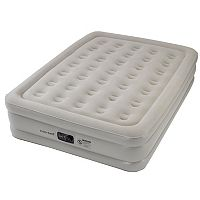 Insta-Bed 18-in. Queen Airbed & Internal AC Pump