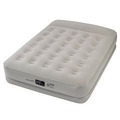 Insta-Bed 20-in. Queen Airbed & Internal AC Pump