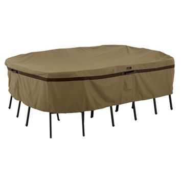 Hickory Medium Rectangular or Oval Patio Table & Chairs Cover