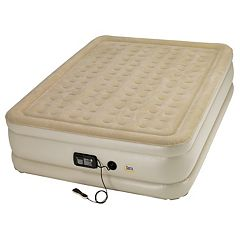 Serta Luxury Support Airbed & Remote