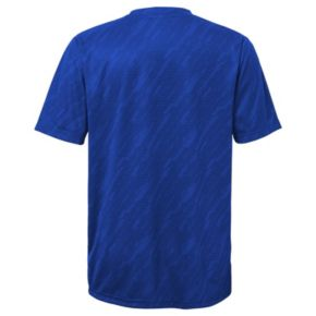 Boys 8-20 Majestic New York Mets Geo Fuse Sublimated Cool Base Tee