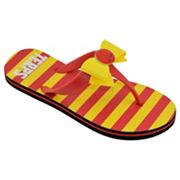 Women's College Edition Maryland Terrapins Bow Flip-Flops