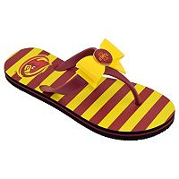 Women's College Edition Iowa State Cyclones Bow Flip-Flops