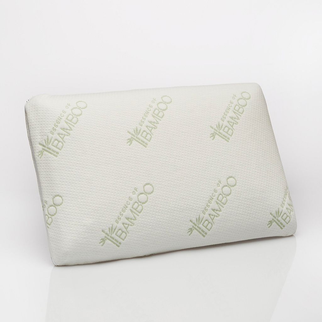 Essence of Bamboo Classic Memory Foam Pillow