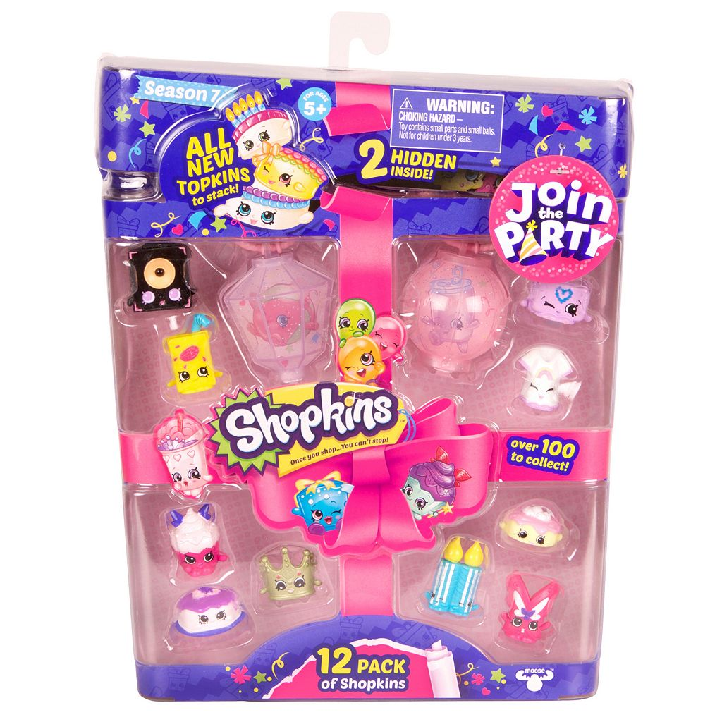 Shopkins Season Seven 12-Pack