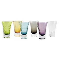 Artland Twister 6 pc Color Shot Set