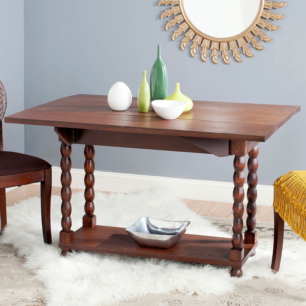 Safavieh Dual Drop Leaf Console Table