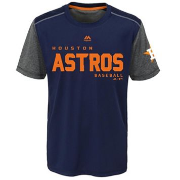 Boys 8-20 Majestic Houston Astros Club Series Cool Base Tee