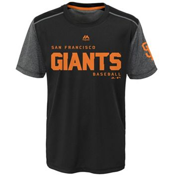Boys 8-20 Majestic San Francisco Giants Club Series Cool Base Tee