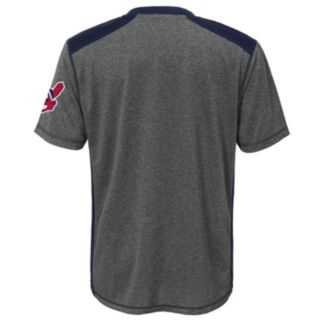 Boys 8-20 Majestic Cleveland Indians Club Series Cool Base Tee