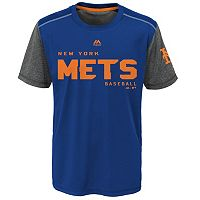 Boys 8-20 Majestic New York Mets Club Series Cool Base Tee