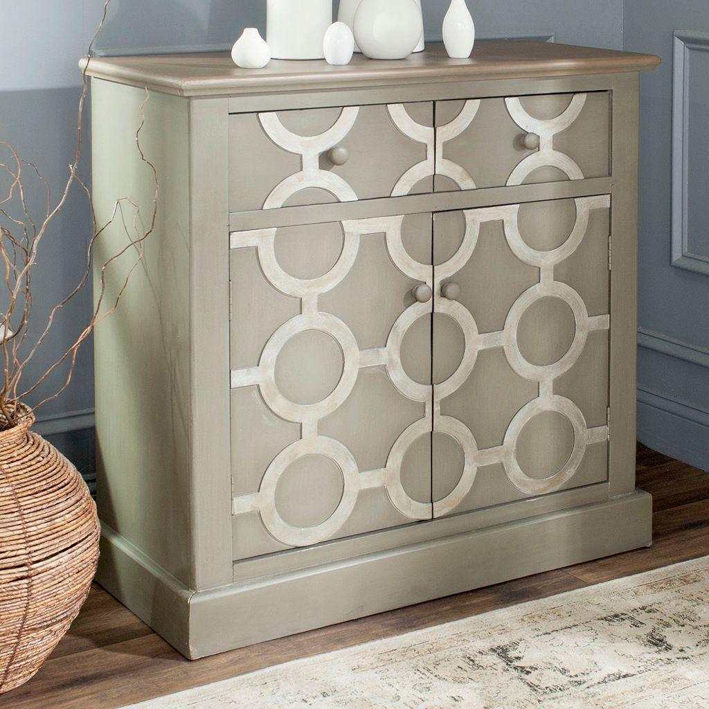 Safavieh Motif 2-Door Storage Cabinet