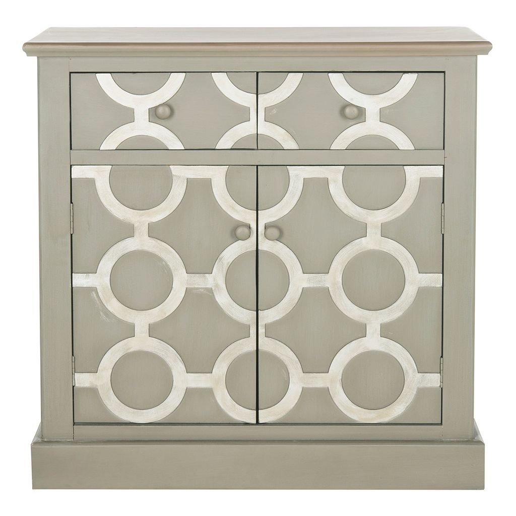 Safavieh Motif 2-Door Storage Cabinet